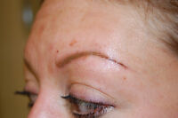 $100 Permanent Make-Up or Skin revision