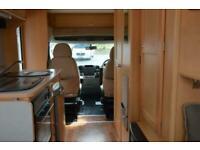 2009 ELDDIS AUTOQUEST 120 MOTORHOME CAMPERVAN PEUGEOT BOXER 2.2 DIESEL 100 BHP L