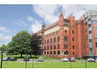 Furnished one bed flat in converted factory