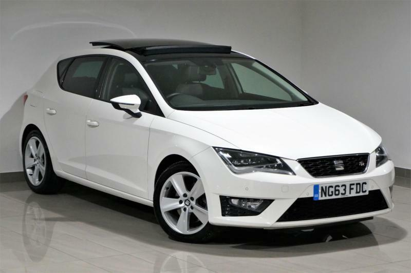 2014 63 seat leon 1 8 tsi 180ps s s fr tech pack white in blackburn lancashire gumtree. Black Bedroom Furniture Sets. Home Design Ideas