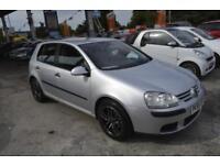 Volkswagen Golf 1.6 FSI 2006MY SE DSG AUTO 5 DOORS SAT NAV