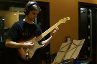Professional Guitar Lessons - Jesse Phipps