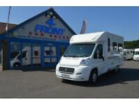 2008 BESSACARR E460 COMPACT 2 BERTH 2 TRAVELLING MOTORHOME 2.3 DIESEL MANUAL GEA