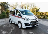 FORD TERRIER 2, MS-RT Martini style model, 2.0 TDCi 6 speed 170PS in whit