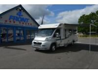2013 BAILEY APPROACH 625 SE MOTORHOME 2 BERTH 2 TRAVELING SEATS 2.2 DIESEL 6 SPE