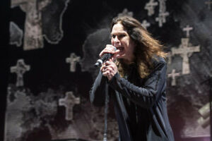 OZZY OSBOURNE - EXCELLENT LOWER LEVEL TICKETS - BELL - JUNE 18