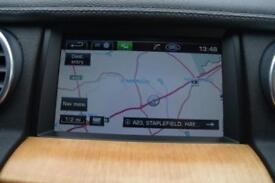 2013 LAND ROVER DISCOVERY 4 SDV6 HSE 3.0 DIESEL AUTO 7 SEATER 5 DOOR 4X4 4X4 DIE