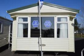 Static Caravan Birchington Kent 3 Bedrooms 8 Berth Willerby Ninfield 2012