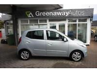 2012 HYUNDAI I10 ACTIVE GREAT HISTORY HATCHBACK PETROL