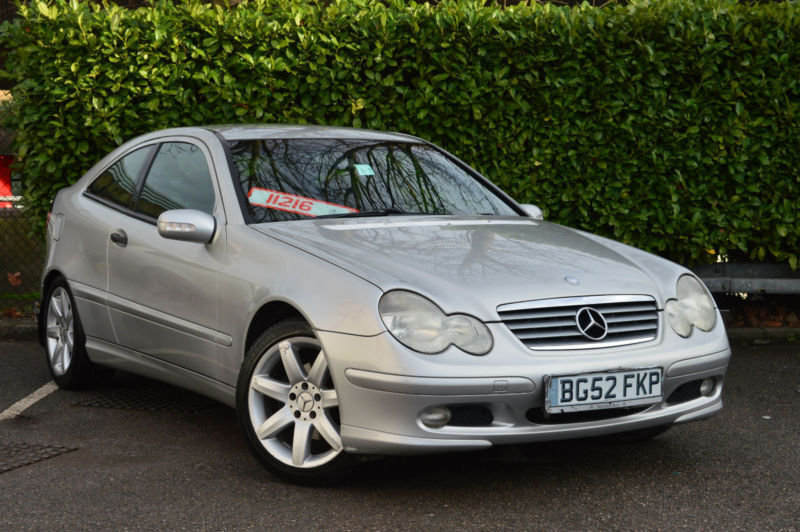 Mercedes benz c220 2 1td auto 2003my cdi se in north for Mercedes benz extended warranty price