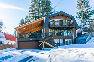 2428 Blind Bay Road, Blind Bay - Family Home with Lake View!