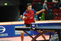 Wanted: fairly strong table tennis(ping pong) player with table