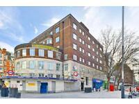 Studio flat in Warren Court, 293-295 Euston Road