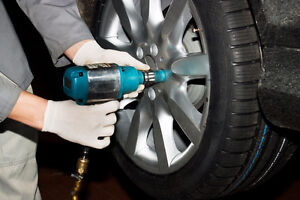 Mobile Tire and Lube Services