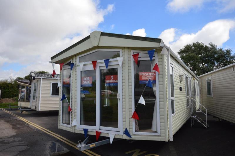 Static Caravan Chichester Sussex 3 Bedrooms 6 Berth Pemberton Abingdon 2011