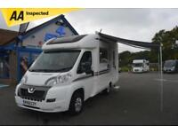 2012 AUTO-SLEEPER NUEVO PEUGEOT BOXER 2.2 DIESEL 6 SPEED MANUAL 2 BERTH MOTORHOM