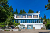 391/393 Old Salmon Arm Road, Enderby- Truly unique property!