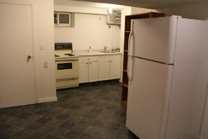 One big basement room for rent available-U of R and GOLDEN MILE
