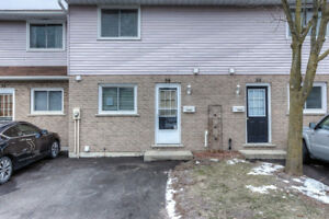 2 Bedroom Town Home - Finished Basement