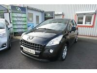 2010 PEUGEOT 3008 HDI SPORT GREAT LOW RUNNING COSTS HATCHBACK DIESEL