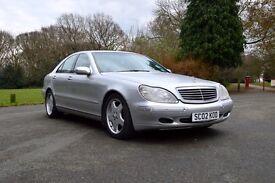 ***Mercedes-Benz S320CDI - 02 Reg - Great car - New Mot - Hpi Clear***