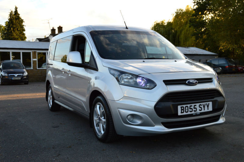 connect swb transit p ford trend in vans
