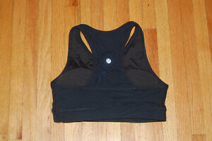 lululemon sport bra size 6