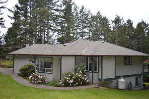 House for Sale. New Price! East Sooke 5 bdr, 3 bath, large lot