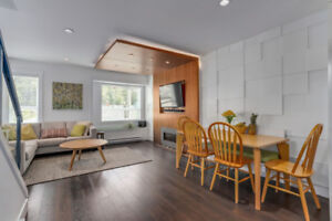3br / 1600 Sq Ft Townhouse in East Van - $3800/month