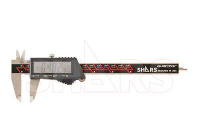 Shars Aventor 6 150mm Large Screen Ip54 Electronic Digital Caliper Din862 P