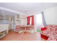 Static caravan home for sale, finance available, 2 and 3 beds available, Billing Aquadrome park.
