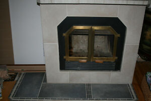 Foyer a bois/Wood stove BIS