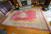Very Large Area Rug (12' x 18')