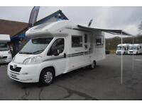 2011 AUTO-SLEEPER COTSWOLD FB 2.2 DIESEL 6 SPEED MANUAL 4 BERTH 4 TRAVELLING SEA