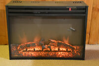 "New Muskoka 25"" fireplace insert for sale"