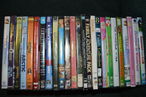 DVD Kids & Family Collection