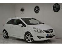2010 Vauxhall/Opel Corsa 1.4i 16v 100ps SRi+YEAR MOT+HUGE SPEC+BARGAIN+LOW MILES