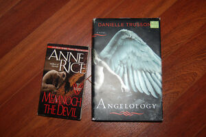 Books / Angelology and Anne Rice