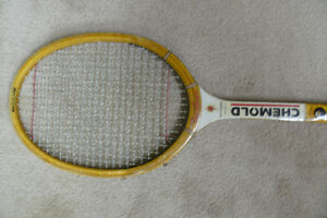 Wooden Tennis Raquet Kingston Kingston Area image 2