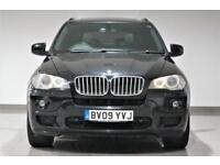2009 BMW X5 3.0sd auto M Sport- 7 SEATER - PX - SWAP - FINANCE FROM £54p/w