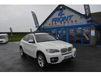 2010 BMW X6 XDRIVE40D 3.0 DIESEL AUTOMATIC 4 SEATS X DRIVE 4X4 DIESEL