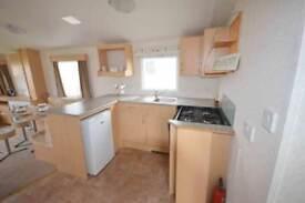 Static Caravan Isle of Sheppey Kent 2 Bedrooms 6 Berth Delta Santana 2009 Harts