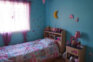 Set de chambre petite fille