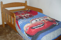Toddler's Bed