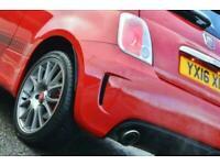 2016 Abarth 595 1.4 T-Jet 140 Trofeo 3dr Hatchback Hatchback Petrol Manual