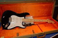 Fender Artist Series Eric Clapton Strat-2012-Blackie-Mint