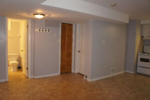Basement Apartment for rent January 1st 2019