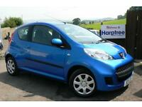 Peugeot 107 1.0 12v 2011MY Urban £20 tax petrol