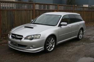 Jdm 2003 Subaru Legacy Gt Wagon Turbo (Automatic) 080,000kms