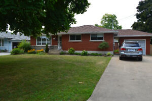 Beautiful 3 bedroom bungalow with finished basement and pool